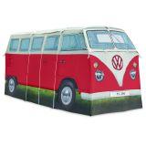 VW Camper Van 4 People Tent Red
