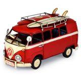 Volkswagen (VW) Kombi - Red