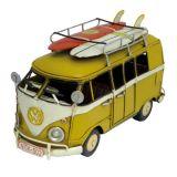 Volkswagen (VW) Kombi - Yellow