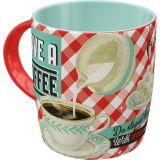 Nostalgic-Art Mug Have a Coffee