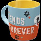 Nostalgic-Art Mug Friends Forever