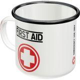 Nostalgic-Art Enamel Mug First Aid