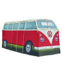 VW Camper Van 4 People Tent Red