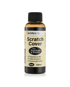 Gilly's Scratch Cover for Dark Wood 100ml