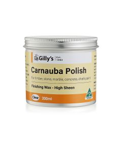 Gilly's Carnauba Polish 200ml