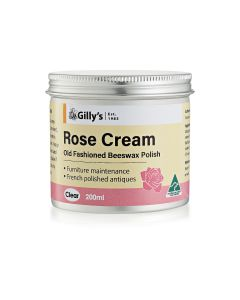 Gilly's Cream Rose 200ml