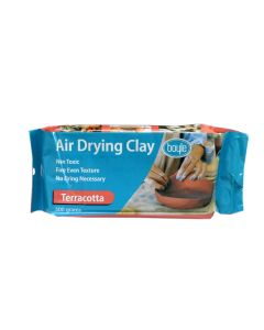 Terracotta Air Drying Clay 500gm