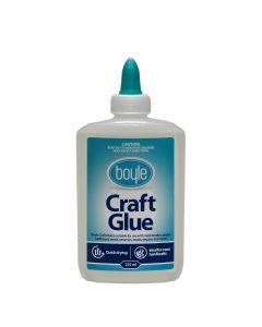 Clear Boyle Craft Glue 225ml
