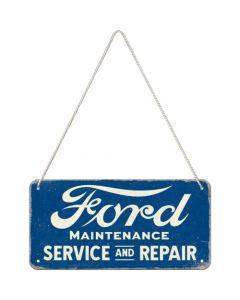 Nostalgic-Art Hanging Sign Ford - Service & Repair
