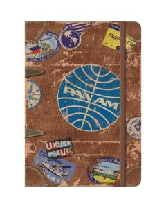 Nostalgic-Art Notebook Pan Am - Travel Stickers