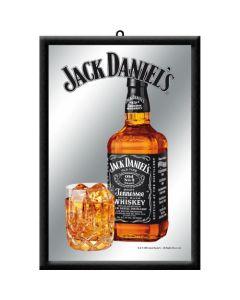 Nostalgic-Art Mirror Jack Daniels Bottle
