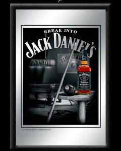 Nostalgic-Art Mirror Jack Daniels Billiards