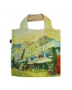 Art Tote Bag  Van Gogh - Le Restaurant De La Sirene A Asnieres