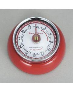 Dulton Kitchen Timer Red
