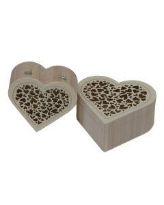 Heart Storage Box Set 2