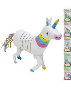 Wood Wiggle Animal Paint Kit  **5 pack bundle (1 pack per design)**