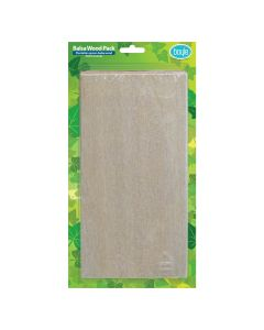 Balsa Wood Craft Sheet Pack