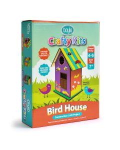 Crafty Kits Bird House Construction Project